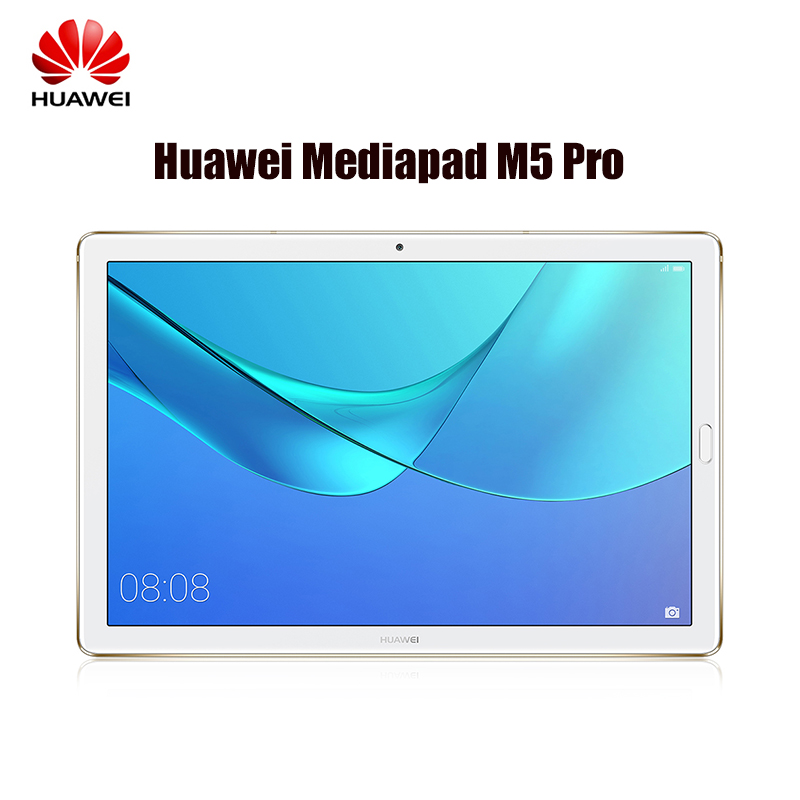 HUAWEI MediaPad M5 Pro CMR-AL19B 10.8 ''4g Android 8.0 Tablet PC HiSilicon Kirin 960 Octa Core 4 gb + 64 gb 2.4g/5g Wifi 13MP Tablet