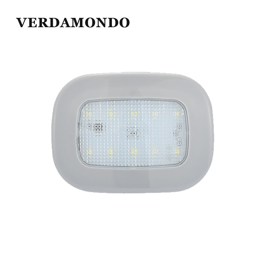 Car Reading Dome Lamp Multifunction LED Interior Light Free Refit Magnetic Suction Light Portable Emergency Light For Car Home