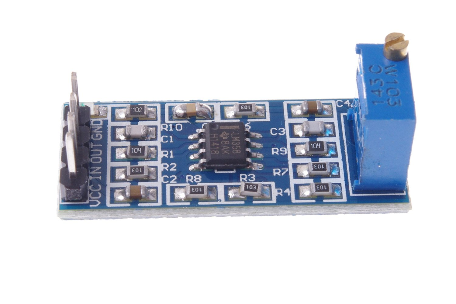 Lm358 358 Ic Dual Operational Amplifiers Dip8 Integrated Circuit