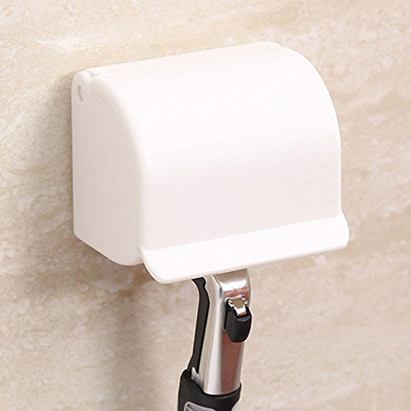 Shaver Razor Toothbrush Holder Powerful Suction Cup Hook Bathroom Accessories