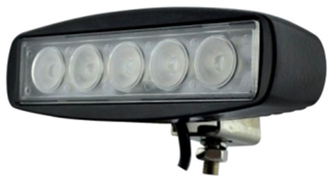 Free Shipping 15w Ip67 1100lm 6000k 145*48*78mm Flood Or Spot Beam Led Work Light For Truck Suv Atv