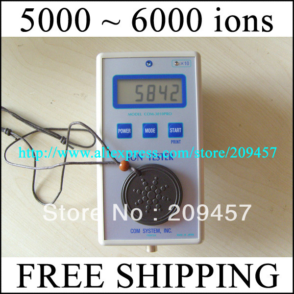 10 pcs / lot Quantum Scalar Energy Pendant 5000 ~ 6000 negative ions Health Necklace Free Shipping