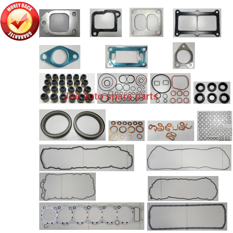 Auto Replacement Parts Gaskets 6wf1 6wf1-o3 Engine Full Gasket Set Kit For Hino Fuso Truck Isuzu Giga 14.256cc Keep You Fit All The Time