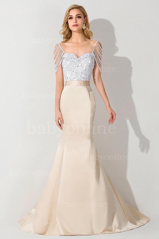 Online Get Cheap Champagne Satin Dress -Aliexpress.com  Alibaba Group