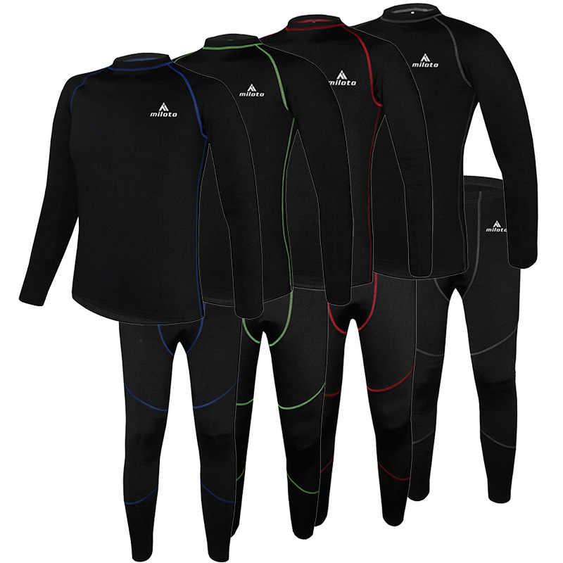 Long Sleeves Cycling Jersey Set Underwear Skinsuit Men Women MTB Road Bike  Wear Autumn Winter Thermal bdb8d9f40