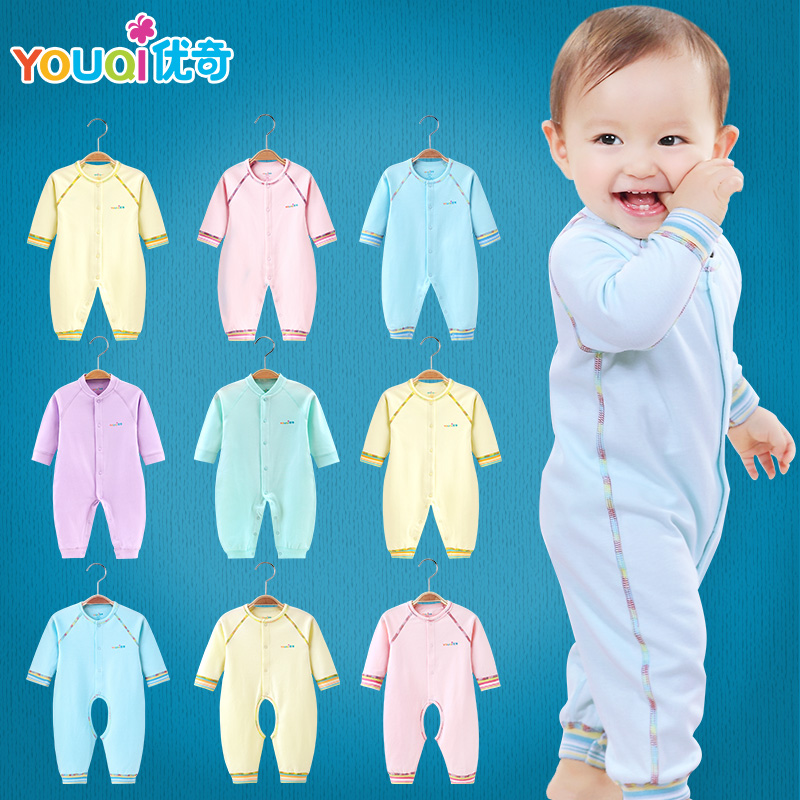 YOUQI-Quality-Baby-Boy-Clothes-Girl-Rompers-Unisex-Newborn-Toddler-Infant-Costumes-3-6-18M-Pajamas-Clothing-Autumn-Baby-Clothes-1