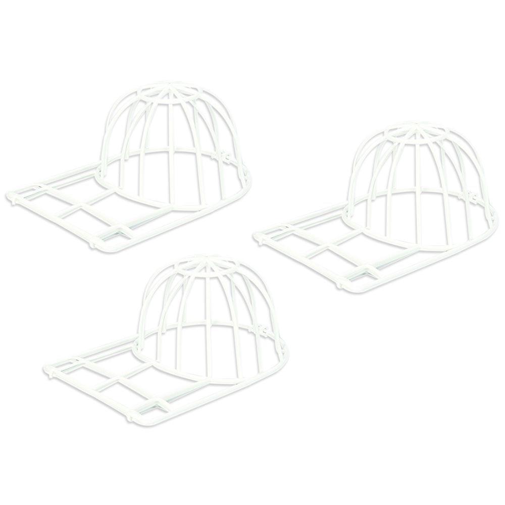 3xBall cap Buddy Cap Washer hat cleaner baseball cap cleaning rack Storage Dryin