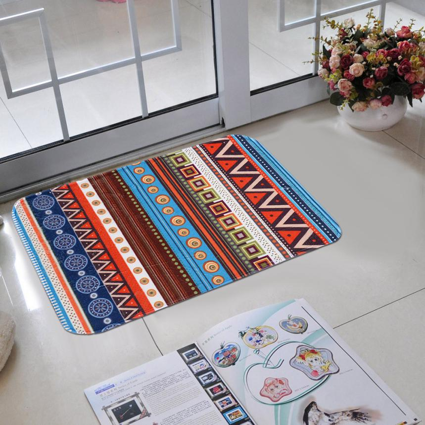 Bathroom mat 2018 New Fashion Kitchen Dining Bar Rugs Doormats Cat Carpet For Living Room Non-slip Mats lovely Hot Apr23