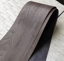 L:2.5Meters  Width:20cm Thickness:0.25mm Natural Wood Veneer Thin Speakers Veneer Furniture Edge Strip