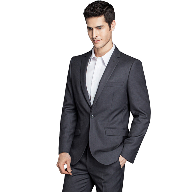 Aliexpress Buy 2018 Men Formal Suit Jacket Slim Fit Suit