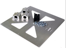 "A Funssor 1set*Prusa i3 upgrade Universal Y Carriage Plate Kit ""A"" SCV8UU Alum.Anodized for 3D Printer"