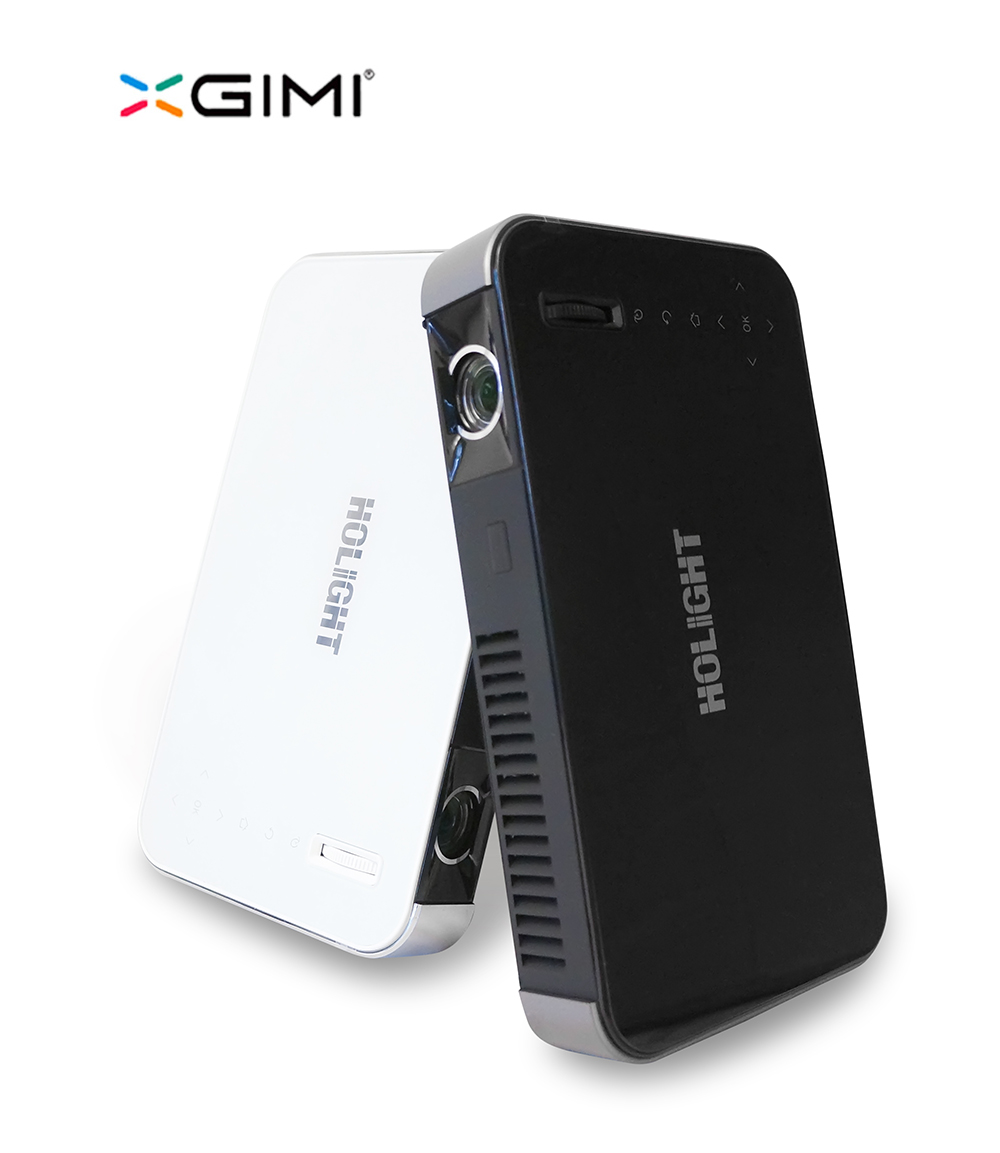 Holight 27 m XGIMI Z3 Full HD portatile mini proiettore DLP 3D proiettore led tv beamer Build-in batteria WIFI Android 4.4 Bluetooth
