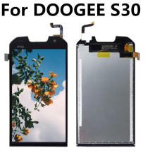 For DOOGEE S30 LCD Display+Touch Screen Digitizer Assembly Replacement for DOOGEE S 30 lcd цена 2017