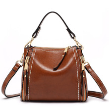 Brand New Woman Crossbody Bags Fashion PU Leather Handbag for Women 2019 Female Vintage Shoulder Hot Ladies Small Handbags