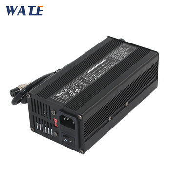 42V 8A Charger 10S 36V E-Bike Li-ion Battery Smart Charger Lipo/LiMn2O4/LiCoO2 battery Charger