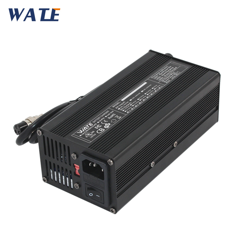 42V 8A <font><b>Charger</b></font> <font><b>10S</b></font> <font><b>36V</b></font> E-Bike Li-ion Battery Smart <font><b>Charger</b></font> Lipo/LiMn2O4/LiCoO2 battery <font><b>Charger</b></font> image