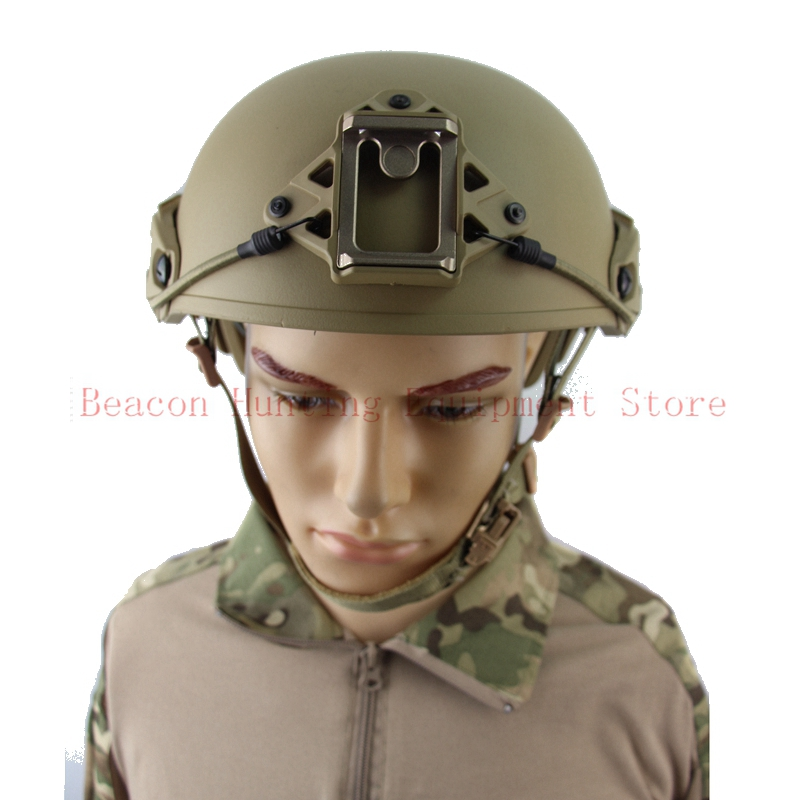 Army Combat Hunting Ballistic Helmet Air Frame Crye Precision Helmet Paintball Accessories Outdoor Airsoft Tactical AF Helmet airsoft adults cs field game skeleton warrior skull paintball mask