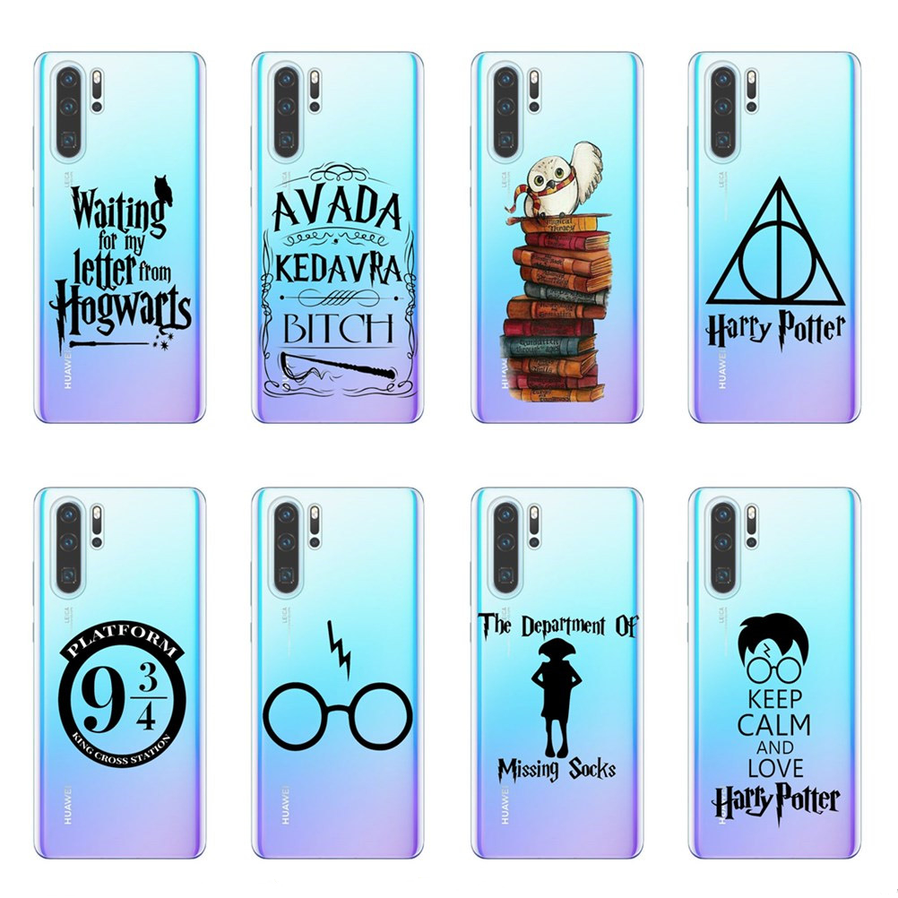 ruixkj phone case for coque huawei p8 p9 lite 2017 mate 10 20 p10 p20 p30 pro lite harry potter