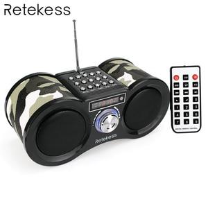 Retekess V113 FM Radio Stereo