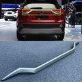 Для Toyota RAV4  2019  2020  серебристая Задняя Крышка багажника  литьевая крышка  отделка  ABS  внешние аксессуары для автомобиля  1 шт.