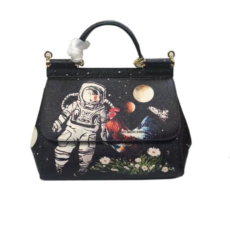 Genuine Leather Handbag Flap Bag Women Messenger Bags Luxury Handbags Women Bags Designer Shoulder Bag цена 2017
