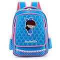 Принцесса школьные рюкзаки для девочек рюкзак школьные сумки Mochila эсколар детей детские рюкзаки прекрасные девушки мода ранец