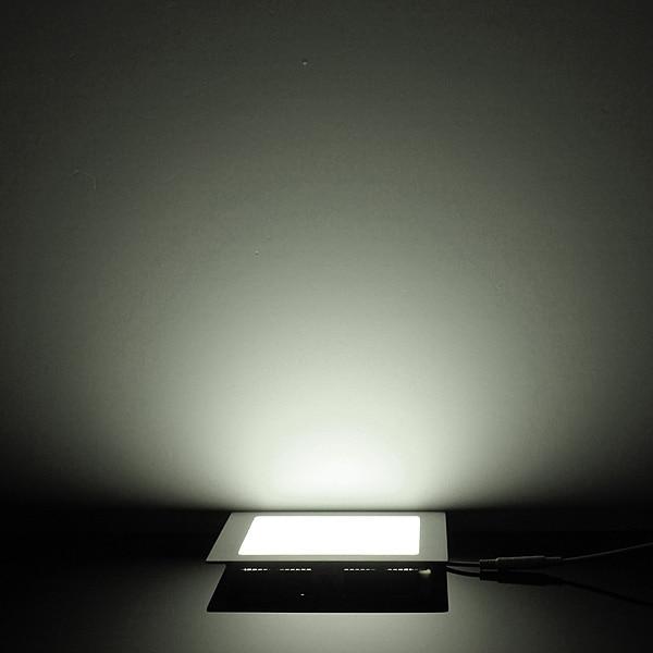 Бесплатная доставка 3 Вт / 4 Вт / 6 Вт / 9 Вт / 12 Вт / 15 Вт / 25 Вт светодиодная панель освещения потолочный светильник DownlightAC85-265V ,, Теплый / Холодный белый, внутреннее освещение