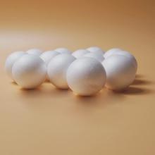 10x 70MM Modelling Polystyrene Styrofoam Foam Ball Spheres Decoration Crafts New DIY