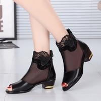 Fashion Women Sexy High Heel Sandals Summer Shoes