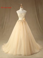 Long A Line Wedding Dresses 2017 Sweetheart Neckline Off The Shoulder Bridal Party Gowns Fairytale Princess