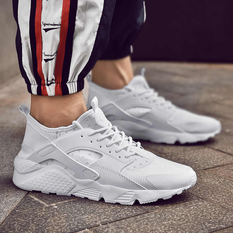 Air huarcing transpirable Casual Shoes Sapato Masculino plasovki hombre Shoes hombre Sneakers verano entrenadores Ultra Boosts cestas