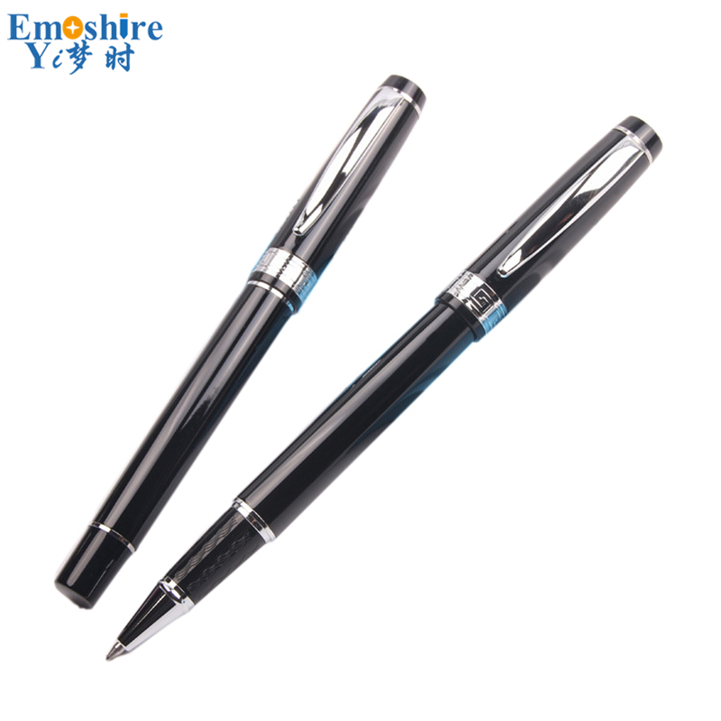Unique Luxury Ballpoint Pen With Creative Pattern Stationery Writing Pen for Parker Style Refill Brand Metal Ball Pens P317 16gb ballpoint pen style usb flash disk with ballpoint pen and crystal