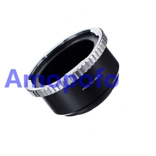 Amopofo pl-nex adaptador, para arri arriflex pl lens para sony nex montar câmera a6300 a7 nex6 vg30 anel adaptador