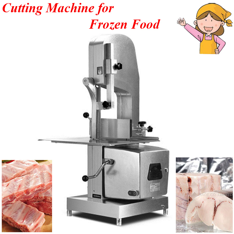 1pc Professional Frozen Meat Fish Bone Cutting Machine Stand Steel Food Processor for Household or Restaurant 1000g 98% fish collagen powder high purity for functional food