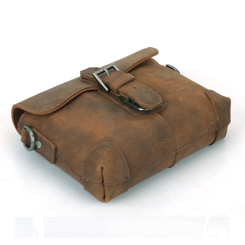 MS Business Men bolsa de cuero genuino de piel de vaca hombres bolsas - Bolsos - foto 3