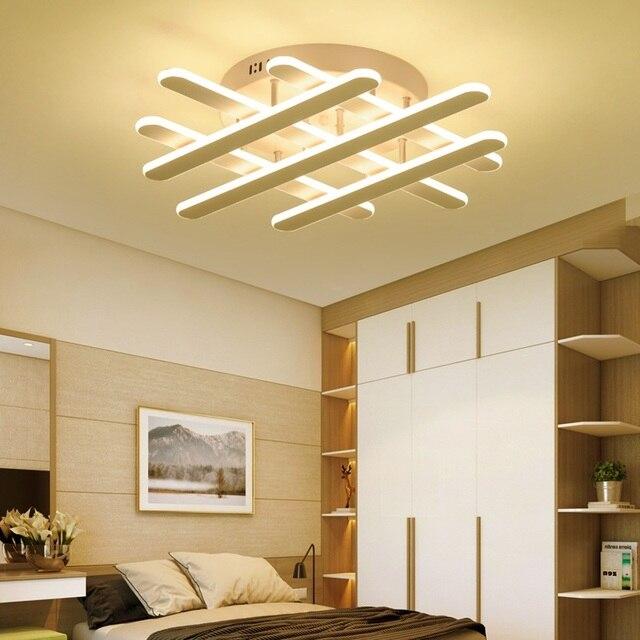 Strip Minimalist Led Ceiling Lamp Living Room Bedroom Study Aisle Light Commercial Decorative Lighting