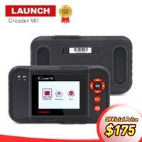 LAUNCH Official Professional Full Obd2 Eobd Code Reader Scanner Creader VIII 8 Diagnostic Engine ABS SRS
