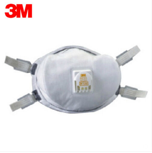 ФОТО 3M 8233 Original Mask Coolflow valve Particles Respirator mask Dust mask N100 Respiratory Protection PM2.5 Adjustable H012807