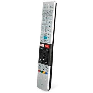 Image 3 - جهاز تحكم عن بعد جديد لتوتوشيبا CT 8536 تلفزيون ال سي دي مع وحدة تحكم وظيفة صوت Netflix GooglePlay