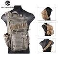 Emersongear Transformer TFM 3 Sling Pack Bowman Bag One Shoulder Backpack Tactical Travelling Multi-Purpose EM8607 Black Khaki