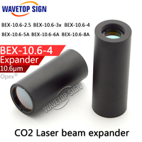 CO2 Laser Beam Expander Fixed Series BEX 10 6 2X USE FOR CO2 LASER MARK MACHINE