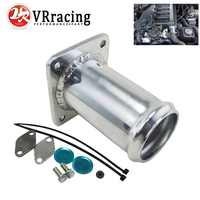 Aluminium w układzie recyrkulacji spalin (EGR usunąć zestaw/w układzie recyrkulacji spalin (EGR) zestaw do usuwania wygaszania obwodnica dla BMW E46 318d 320d 330d 330xd 320cd 318td 320td VR-EGR07
