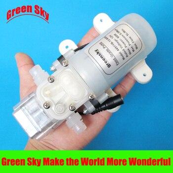 hot selling non-toxic,tasteless,odorless 5L/Min 12v dc 60W food diaphragm pump