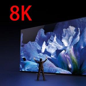 Image 4 - HDMI 2.1 Dây Cáp 8K @ 60Hz 48Gbps Tốc Độ Cực Cao 4K 120 Hz Cho LG Samsung QLED Tivi Đa Phương Tiện Khuếch Đại Máy Chiếu Video Dây Âm Thanh