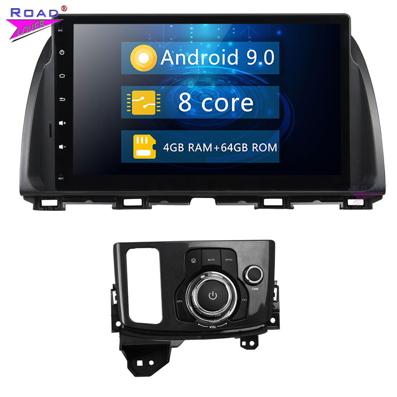 2 Din 10 1 Android 9 0 Car Radio 4G RAM 64G ROM For Mazda CX