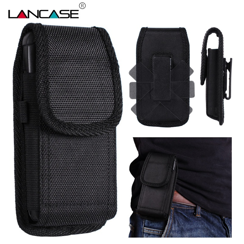 360 Rotation Belt Clip Pouch Case For Xiaomi Redmi 3S 4 Pro Note 3 Pro Note 4 For iPhone 7 6 Case For Xiaomi Mi5 Mi5s Waist Bag