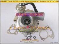 RHF5 8971371098 8973125140 Turbo Turbocharger For ISUZU Trooper 00 Jackaroo 99 04 For OPEL Monterey 98 3.0L 4JX1T 3.0L