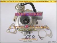 RHF5 8971371098 8973125140 Turbo Turbocharger Para ISUZU Trooper 00-99-04 Para OPEL Monterey Jackaroo 98-3.0L 4JX1T 3.0L