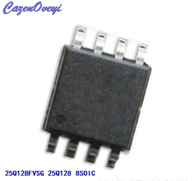1pcs/lot W25Q128FVSSIG W25Q128FVSIG W25Q128FVSG 25Q128FVSIG 25Q128FVSG 25Q128 IC FLASH 128MBIT 104MHZ 8SOIC In Stock