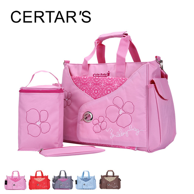 Certar S 3 In 1 Multifunction Diaper Bag Backpack Bolsos Maternales Handbags For Moms Baby Bags